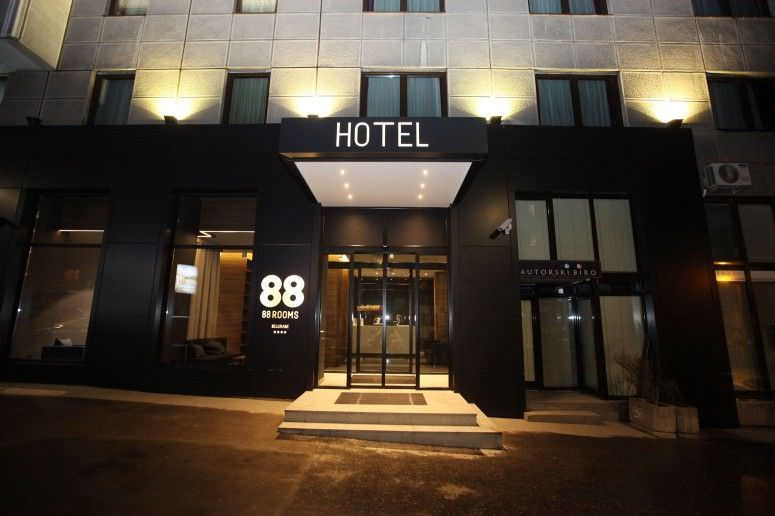 88 Rooms Beograd